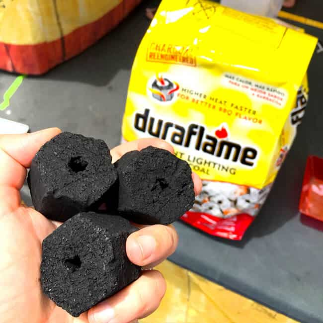 Duraflame Instant Light Charcoal