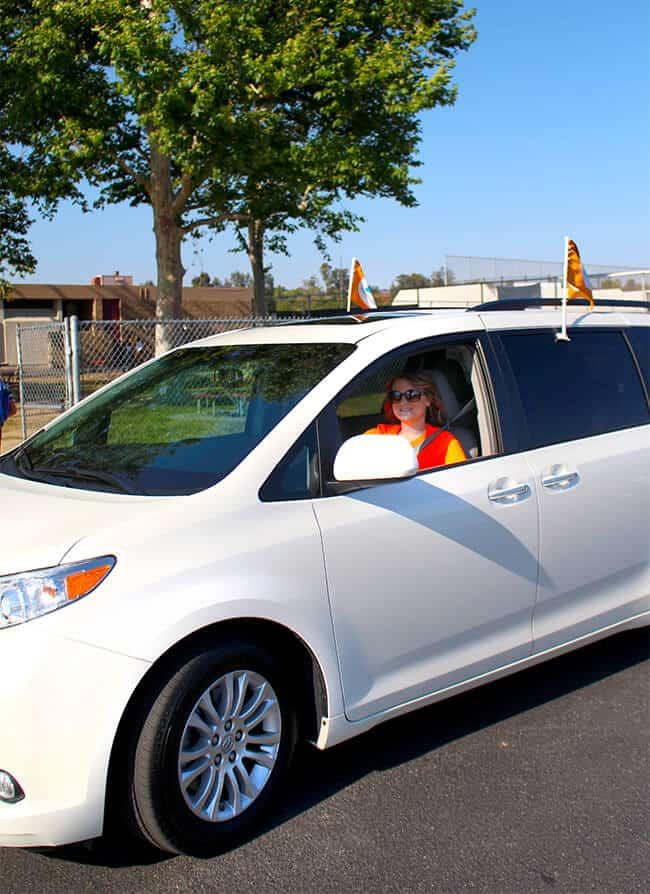 Hop Skip Drive Car Uber Service for Kids in ORange County
