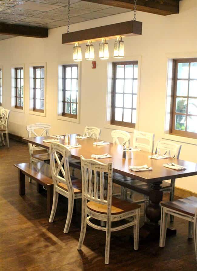 Knott's Chicken Dinner Dining Room