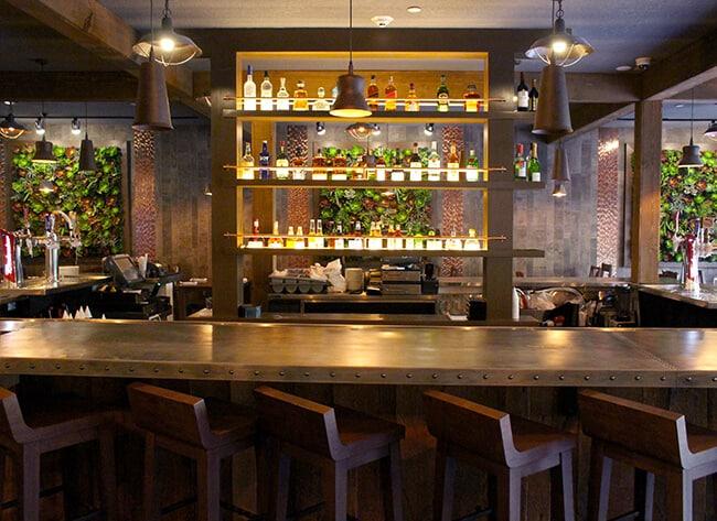 Knott's Chicken Dinner Restaurant Bar
