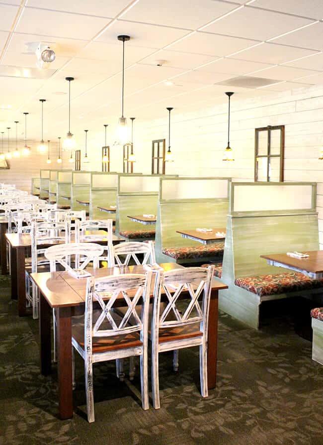 Newly Remodled Chicken Dinner Restaurant