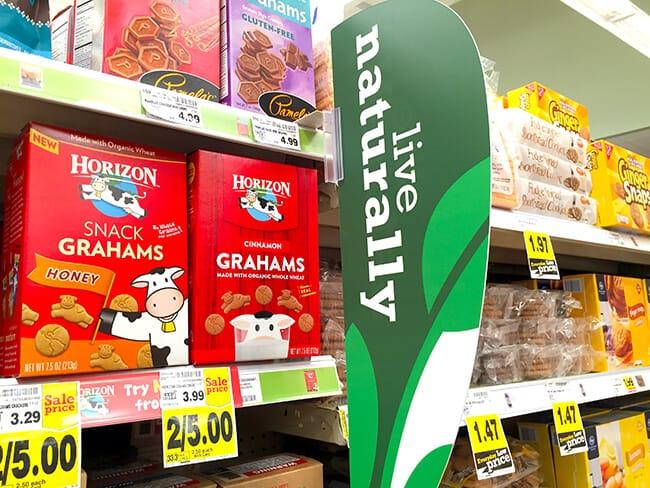 Live Naturally Foods at Kroger Ralphs