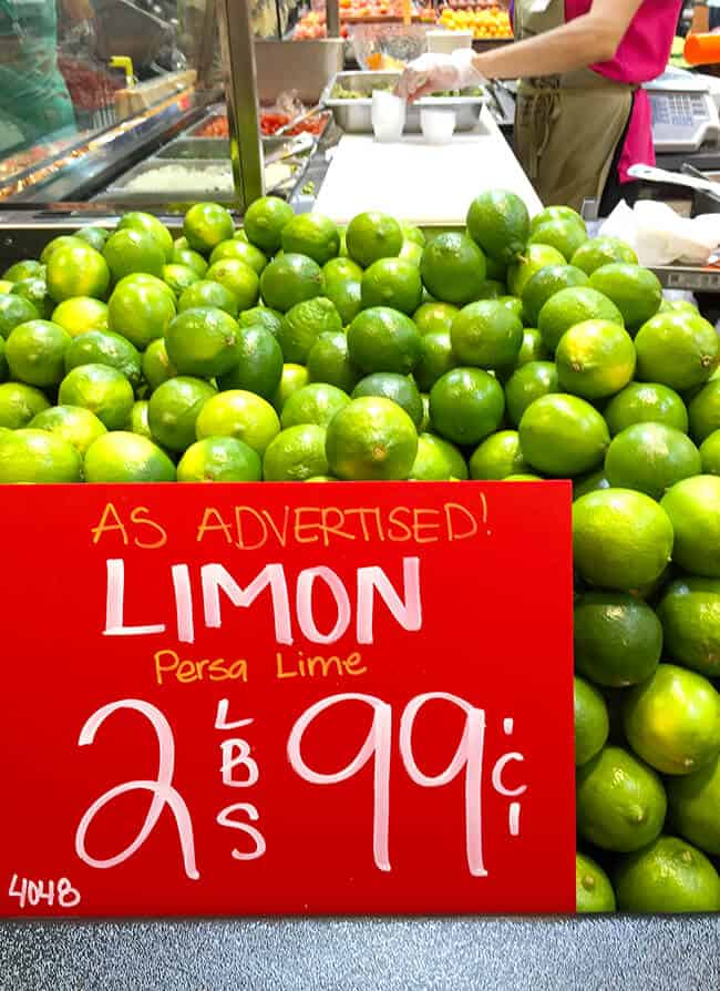 Northgate Limons