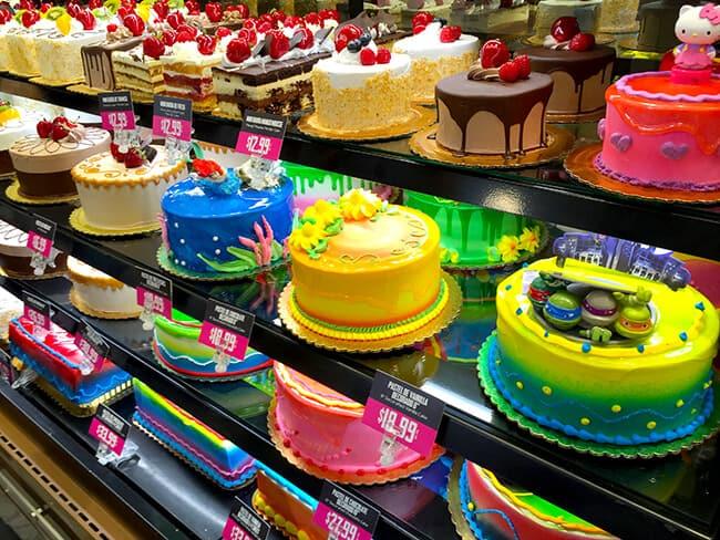 Northgate Market Cakes
