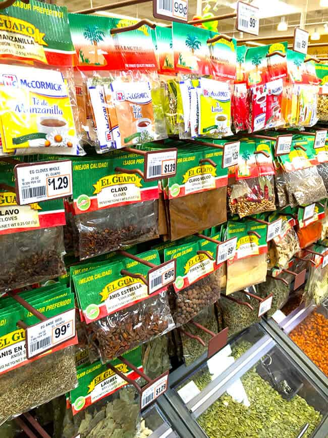 Northgate Market Mexican Spices