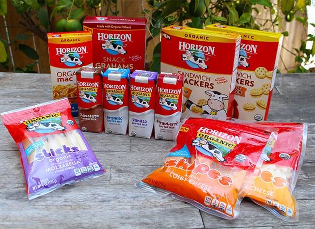 Horizon Organic Food Ideas
