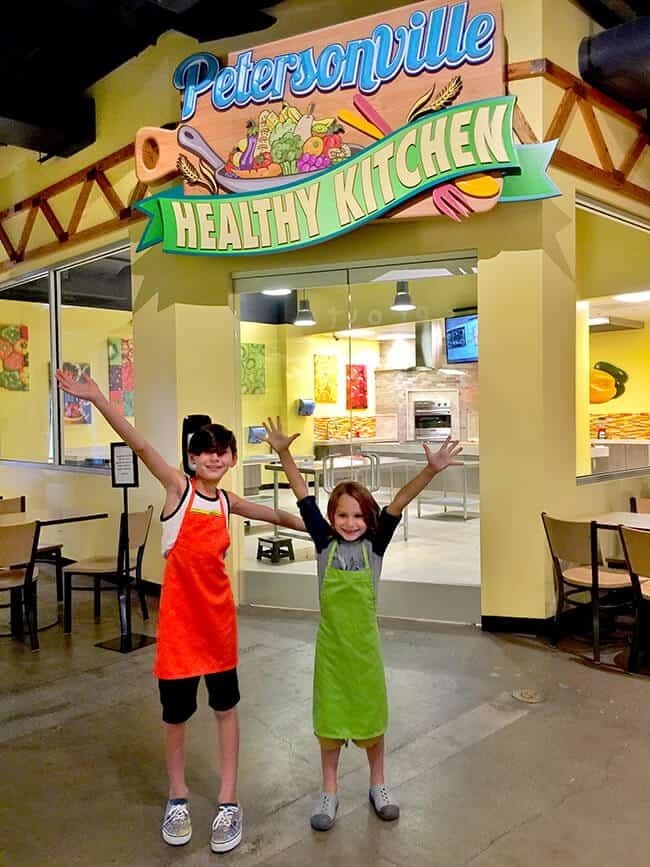 Healthy Kitchen Kids Cooking Classes at Discovery Cube