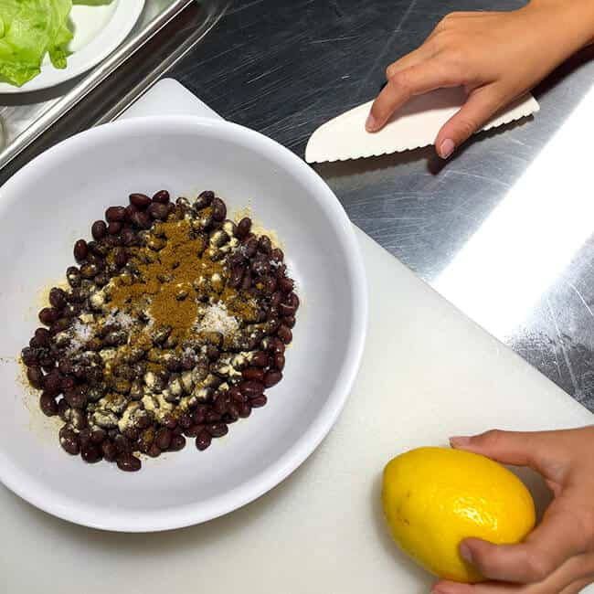 Orange County Kids Cooking Classes