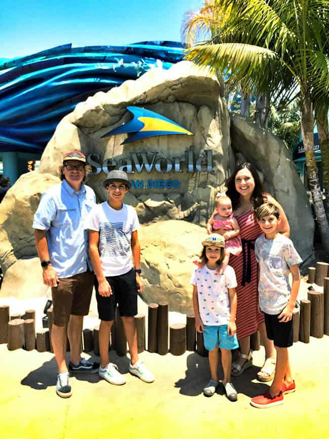 Our Visit To Seaworld In San Diego Popsicle Blog