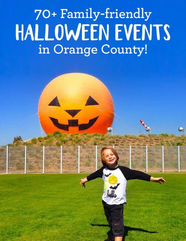 Oc Halloween Events 2020 Orange County Halloween Events for Kids 2020   Popsicle Blog