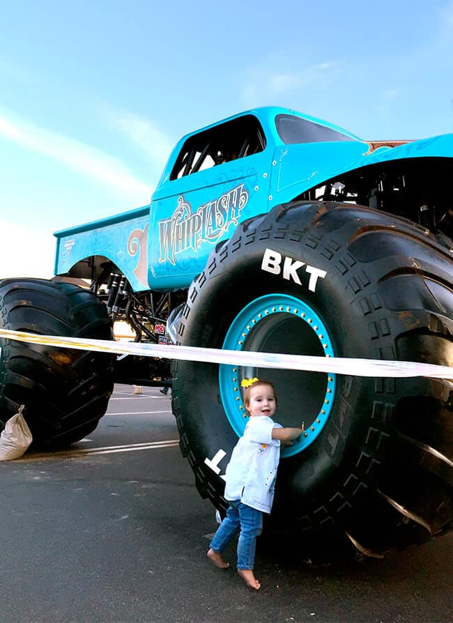 Can You Bring Food To Monster Jam