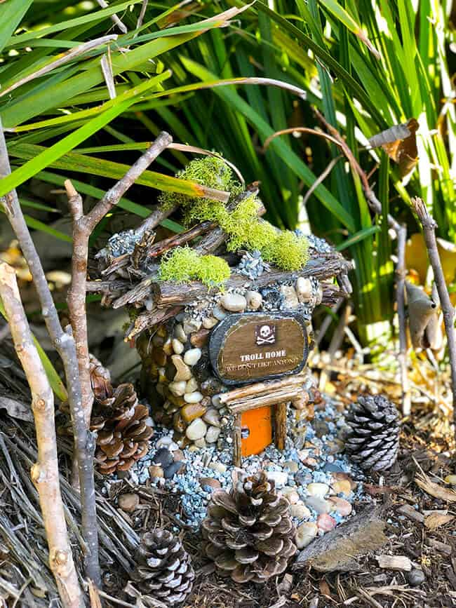 The Details Are Amazing And The Kids Had Fun Pointing Out The Little  Objects They Saw. Each Of The Fairy Houses Had Items Such As Brooms,  Pathways, ...
