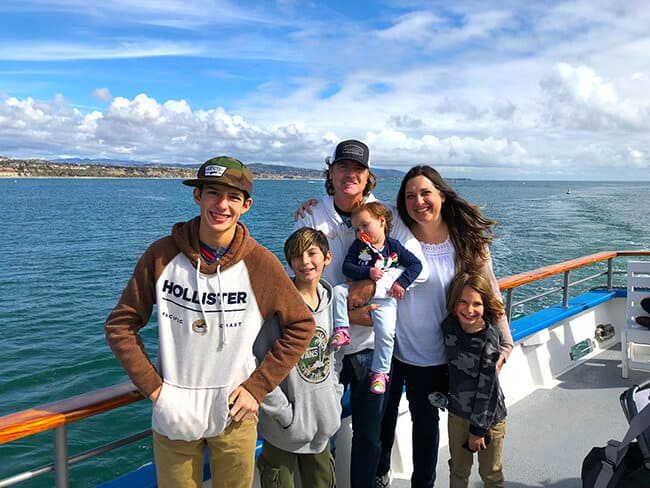 Celebrating dad at dana point harbor popsicle blog for Dana wharf fishing