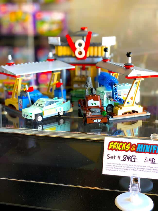 best of all this particular bricks minifigs happens to owned by a local orange county mom so head on down and check out the store your kids will be