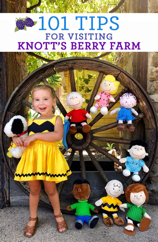 Best Tips for Visiting Knott's Berry Farm