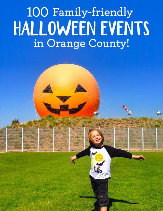 Halloween Events 2020 Near Me Orange County Halloween Events for Kids 2020   Popsicle Blog