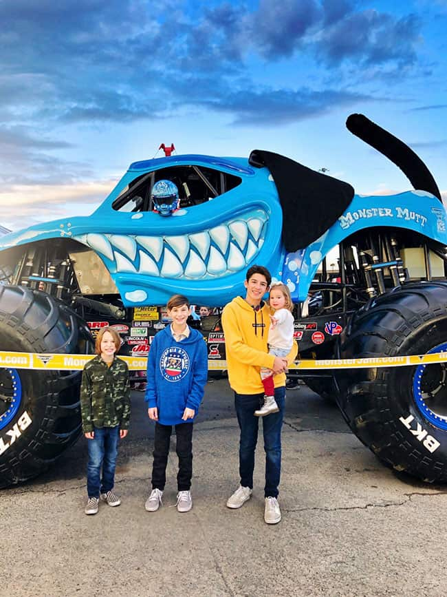 Best Tips For Monster Jam 2020 At Angels Stadium Popsicle Blog