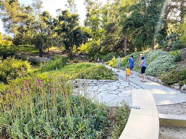Niguel Botanical Preserve Trails