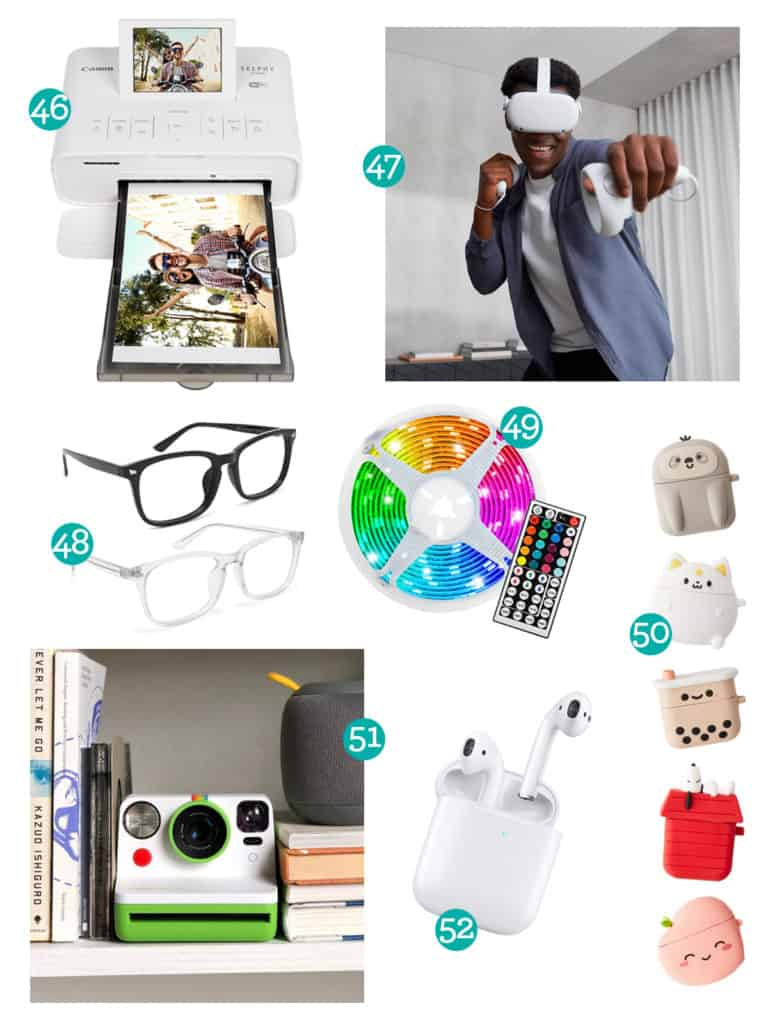 Tech Christmas gift ideas for teens