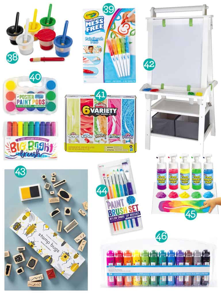 Crafty that Toddlers Will Love