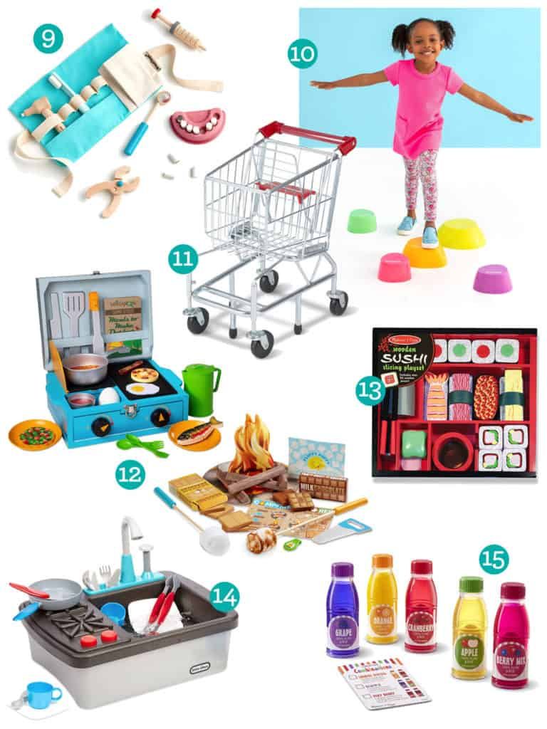 Imaginative Play Toddler Gifts
