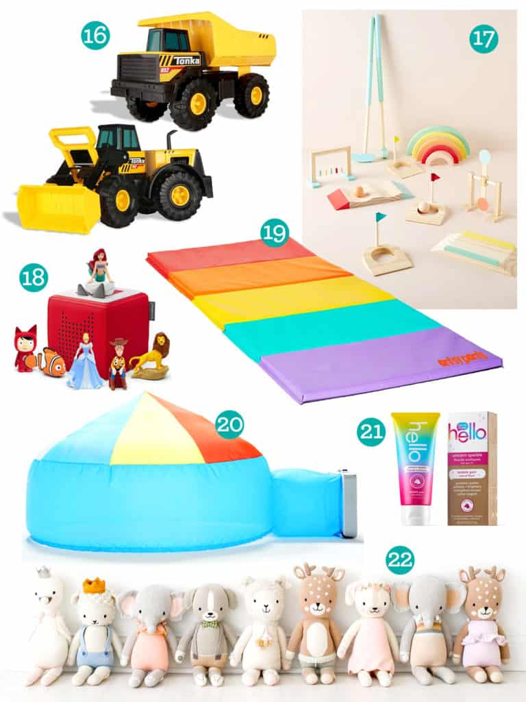 Classic Gift Ideas for Toddlers
