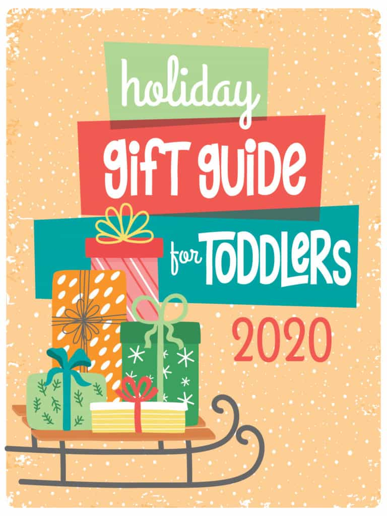 Best Holiday Gift Ideas for Toddlers