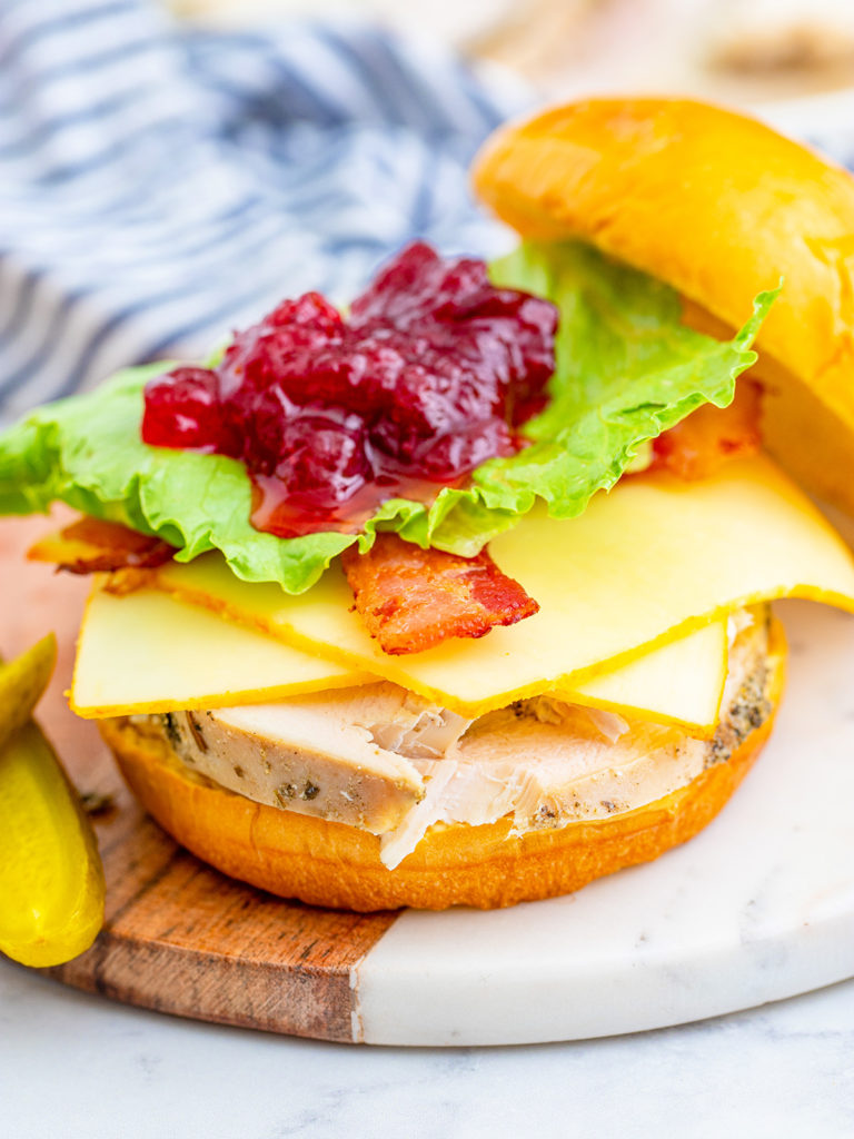 How to Make the Best Sandwich Using Thanksgiving Turkey Leftovers