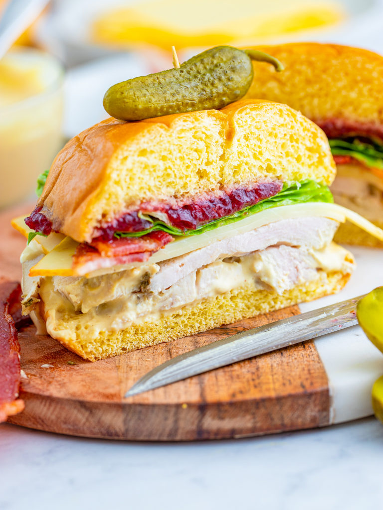 How to Make a Great Leftover Turkey  Sandwich