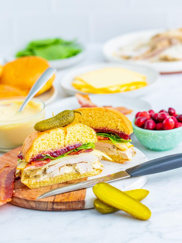 Turkey Leftovers Recipe