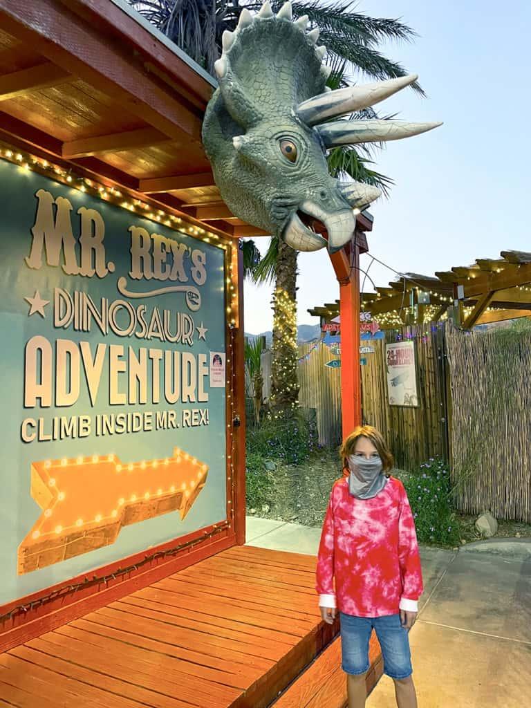 Cabazon Dinosaurs Valentine