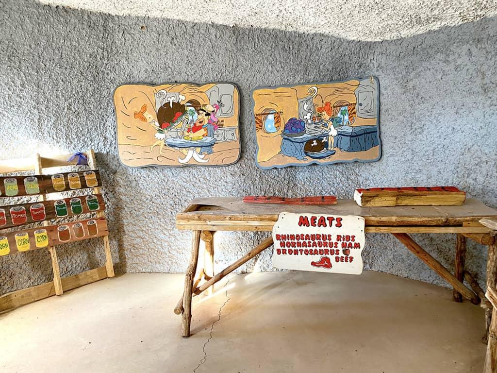 Flintstones Grocery Store