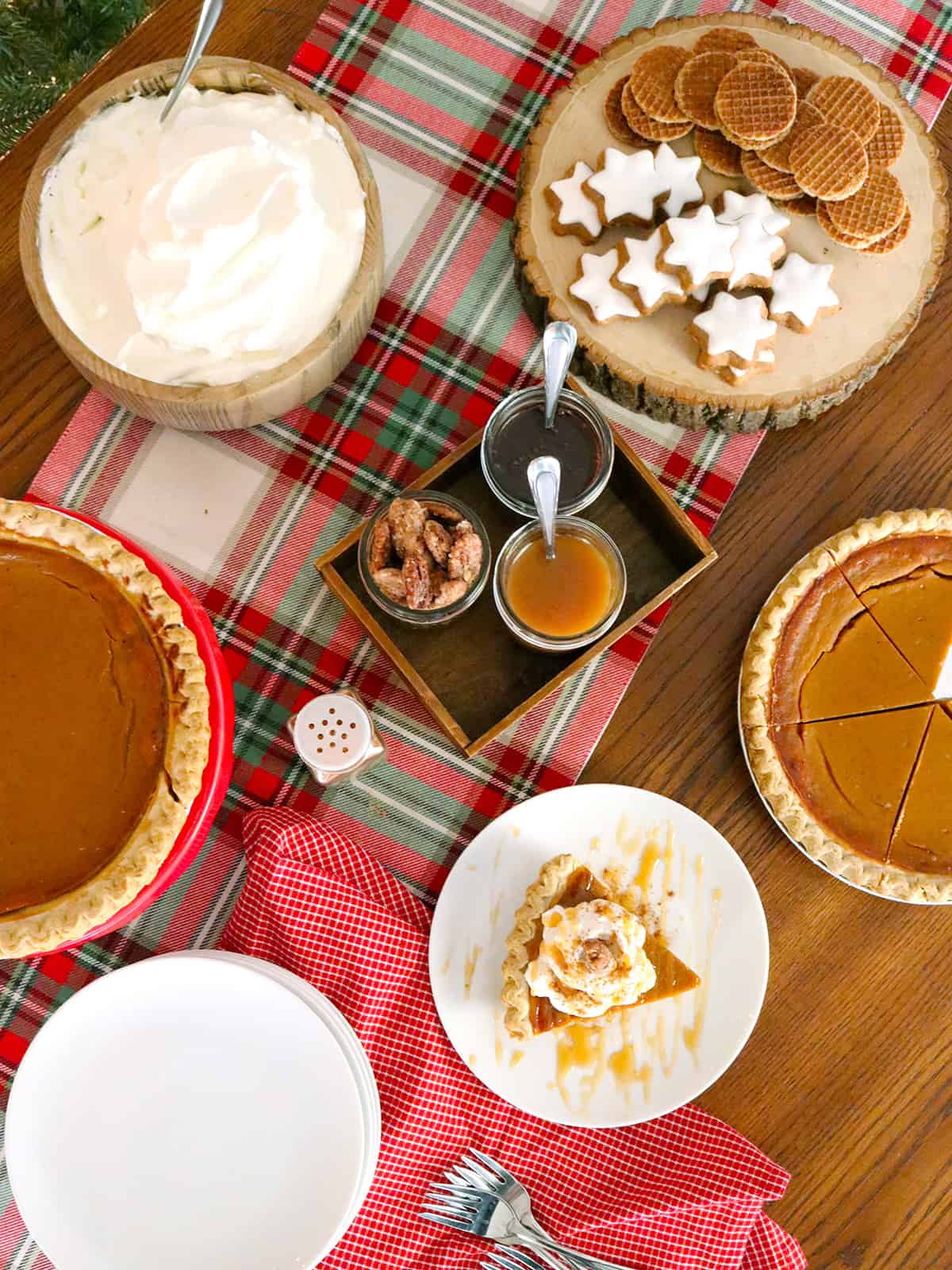 Unique Ways to Serve Pumpkin  Pie