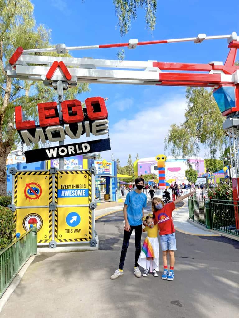 LEGO Movie World at Legoland