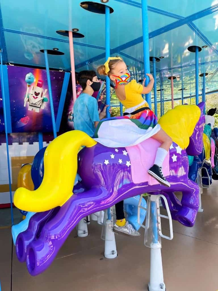 Legoland Carousel