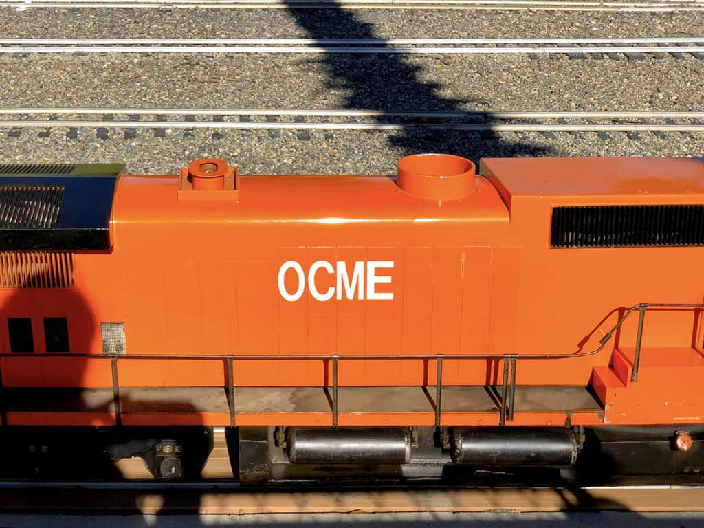 Miniature Train Rides in Costa Mesa